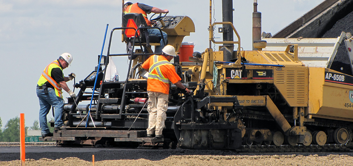 Edmonton Asphalt Construction