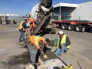 concrete repairs edmonton